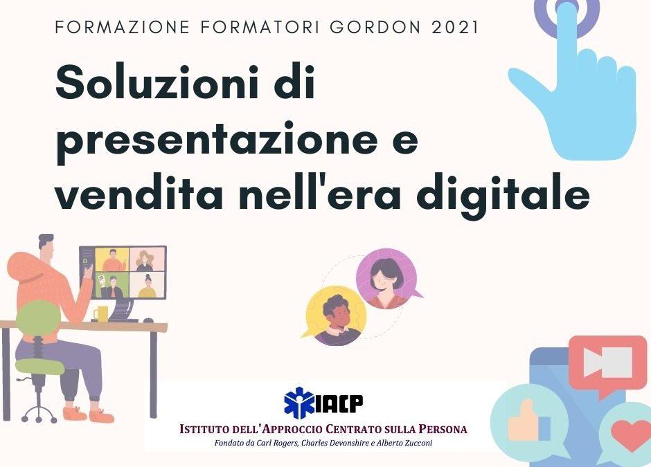 Soluzioni di presentazione e vendita nell'era digitale